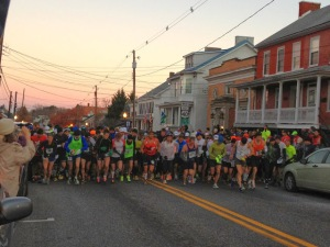 JFK Start.  Photo Credit: iRunFar.com