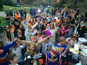 Annual UHNA Halloween Party